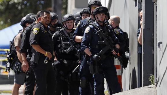 La policía ha pedido a la población mantenerse lejos del lugar de los hechos. Medios estadounidenses afirman que habría un herido. (Foto referencia: Reuters)