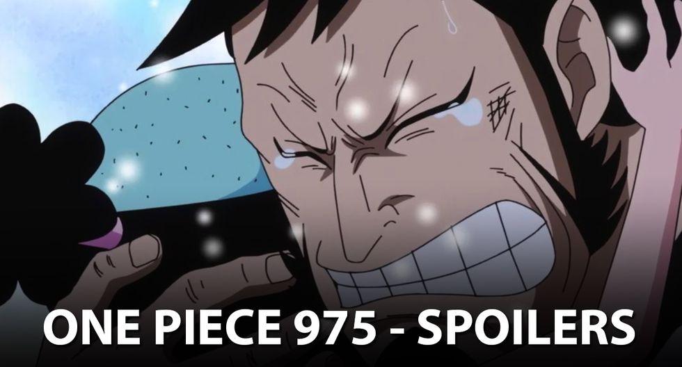 Estos son los Spoilers del capítulo 975 del manga de One Piece. Recuerden que el mismo saldrá este domingo 22 de marzo de 2020. (Foto: Toei / Shonen Jump)