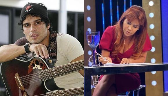 """Magaly Medina le responde a Pedro Suárez Vértiz luego que rockero aplaudió el trabajo de """"Magaly TV: La firme"""". (Foto: Facebook/Instagram)"""