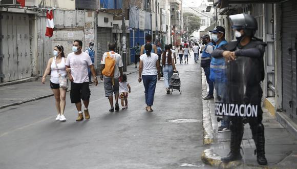 Establecimientos comerciales podrán volver a operar con aforos mínimos. Foto: Francisco Neyra / @photo.gec