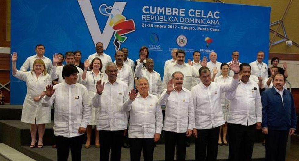 Fundada en 2011, la CELAC es una de las iniciativas de integración más recientes de América Latina. (Foto: Getty Images)