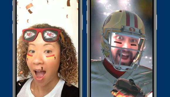 Facebook lanza nuevas opciones para disfrutar del Super Bowl este domingo en Estados Unidos. (Foto: Facebook)