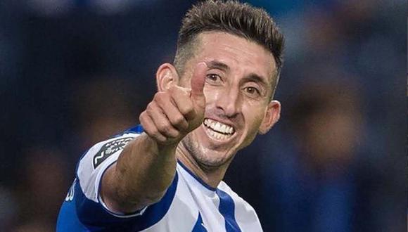 Hector Herrera tuvo destacadas actuaciones con México en el Mundial Rusia 2018. Es por ello, que el Porto empezó a recibir ofertas por el atacante mexicano y existe una muy seria desde la Premier League (Foto: agencias)
