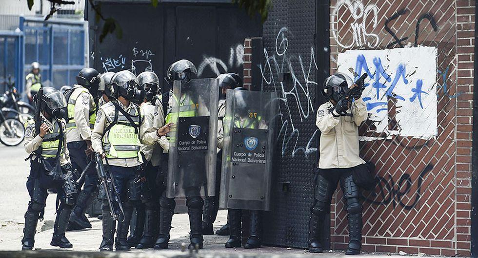 Venezuela: Las fotos más impactantes de la brutal represión - 11