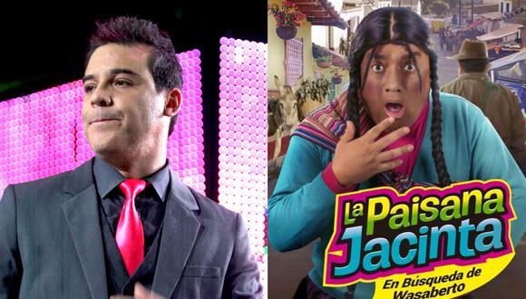 """Dirigida por Adolfo Aguilar, """"La paisana Jacinta: en búsqueda de Wasaberto"""", lleva dos semanas en cartelera. (Fotos: El Comerio/ Difusión)"""