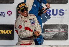'Riflo' Flores sale a buscar un lugar en el podio de la última fecha de la Porsche GT3 Cup