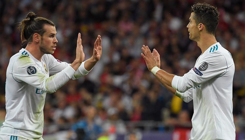 Cristiano Ronaldo y Gareth bale encabezan la lista de los fichajes más caros del Real Madrid. (Foto: AFP)