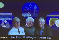 Premio Nobel de Medicina fue dado a 3 virólogos descubridores del virus de la hepatitis C