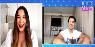 Alessandra Fuller confiesa que Andrés Vílchez es su alma gemela