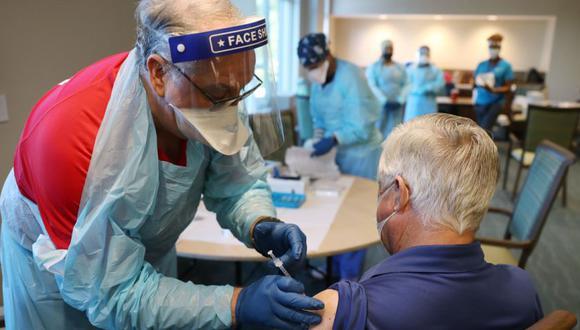 Coronavirus en Florida, Estados Unidos | Últimas noticias | Último minuto: reporte de infectados y muertos hoy, domingo 10 de enero | Joe Raedle/Getty Images/AFP