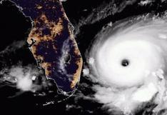 Por qué el huracán Dorian se mueve más lento que una persona
