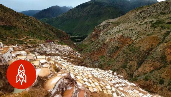 Cusco: las salineras de Maras fue incluida en serie de YouTube