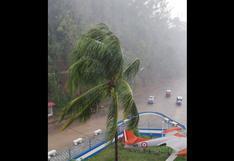 Junín: lluvia con granizo dejó 16 personas heridas en Chanchamayo | VIDEO