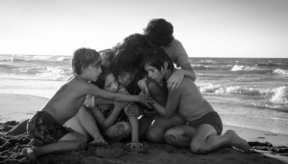 """""""Roma"""", película—14 de diciembre. Foto: Netflix."""