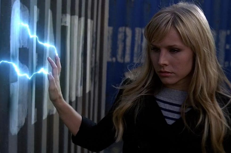 """Two years later, Bell joined the cast of the series """"Heroes"""" (2007) in the second season as the mysterious Elle Bishop.  (Source: NBCUniversal Television Distribution)"""