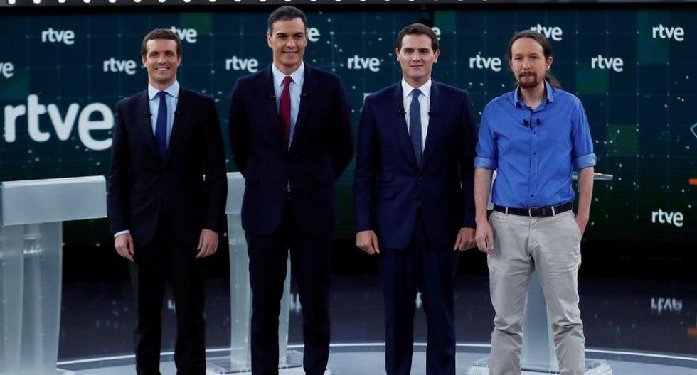 Elecciones en España:  .(Reuters)
