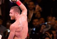 'Canelo' Alvarez: ¿Qué significa el tatuaje en su espalda?   FOTO