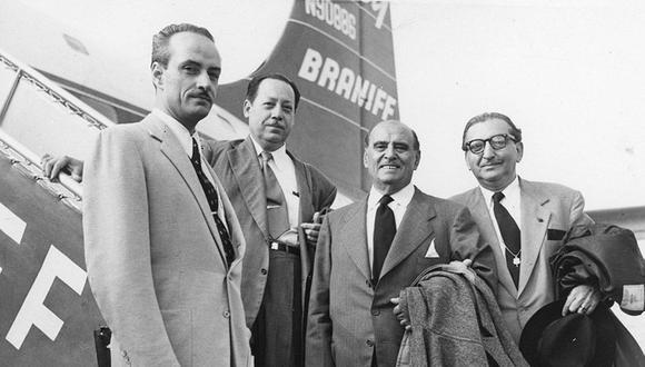 El 22 de setiembre de 1953, los médicos peruanos Esteban Rocca Costa y Francisco Graña Reyes realizaron una intervención neuroquirúrgica con instrumentos incaicos en un paciente que recibió un fuerte traumatismo en el parietal izquierdo. (Foto: Archivo Histórico El Comercio)