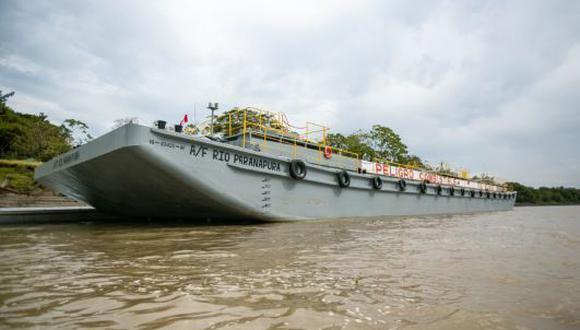 Loreto: inauguran plataformas itinerantes fluviales para prevenir el COVID-19 (Foto: Midis)