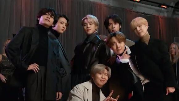 BTS es de los invitados más esperados para desfilar por la alfombra roja de los Billboard Music Awards 2021. (Foto: E! Entertainment)
