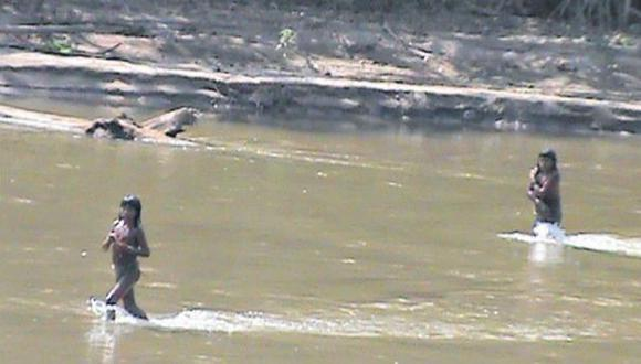 Tambopata: indígenas en aislamiento se aproximan a comuneros