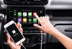 Apple desarrolla tecnología para ampliar uso del iPhone en autos