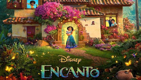 Nueva película de Disney inspirada en Colombia llamada 'Encanto' ya tiene tráiler oficial y fecha de estreno. (Foto: Disney)