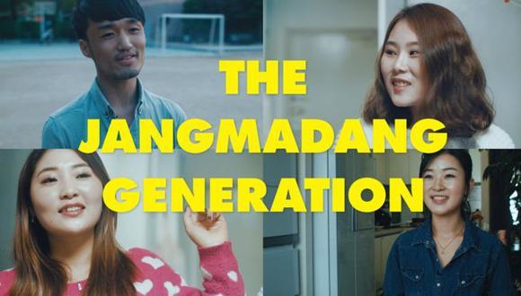 """""""La generación Jangmadang"""" protagonizan un cambio. Foto: LiNK."""