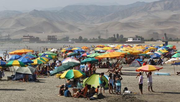 Restricciones se aplicarán de forma permanente en todas las playas de Cerro Azul. (Archivo El Comercio)
