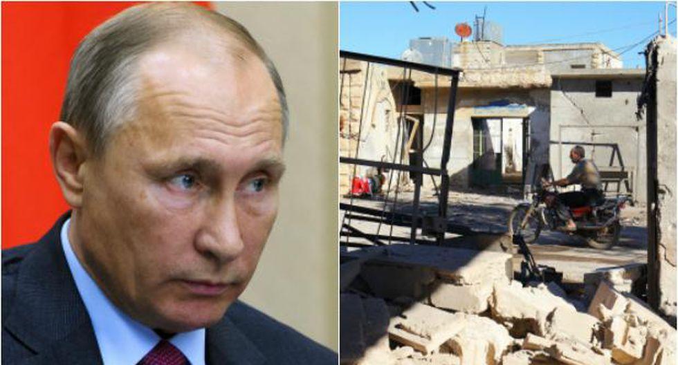 Los soldados fantasma de Rusia que mueren en secreto en Siria