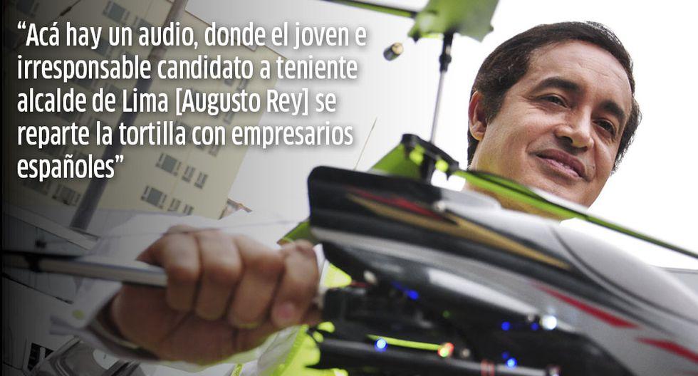 Las 20 frases que nos dejó la campaña municipal en Lima  - 14