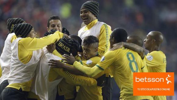 Copa América 2015: Brasil siempre es favorito