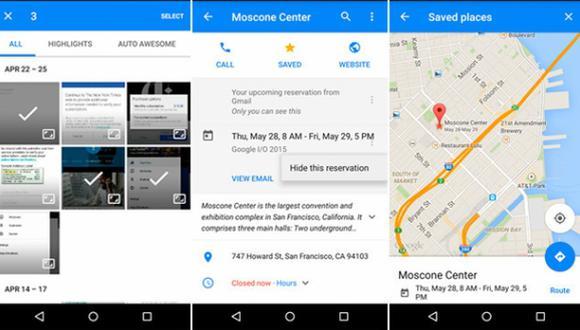 Google Maps ahora nos permite subir múltiples imágenes