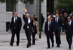 ¿Por qué enviaron a prisión a ex miembros del gobierno catalán?