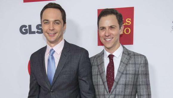 "Jim Parsons, actor de ""The Big Bang Theory"", se casó"