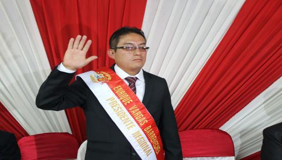 Áncash y Cajamarca quedan en manos de vicepresidentes
