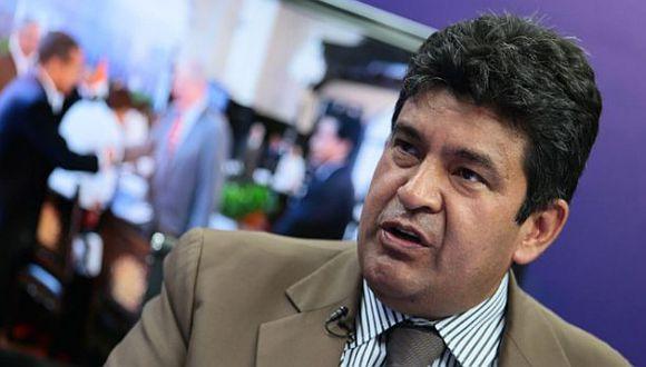 Rafael Yamashiro brindó detalles sobre repartición del financiamiento público que le corresponde a la Alianza Popular. (Foto: Andina)