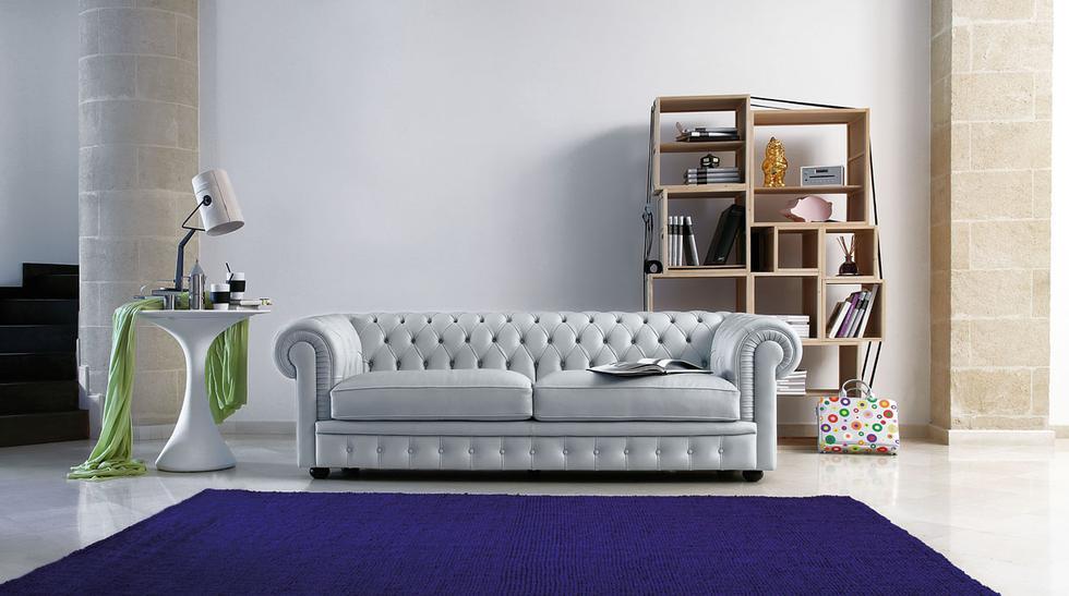 Cinco ideas de muebles de cuero que presumen elegancia - 1