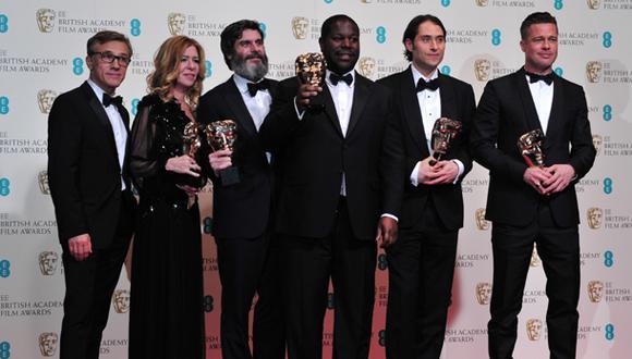 BAFTA 2014: estos fueron todos los ganadores