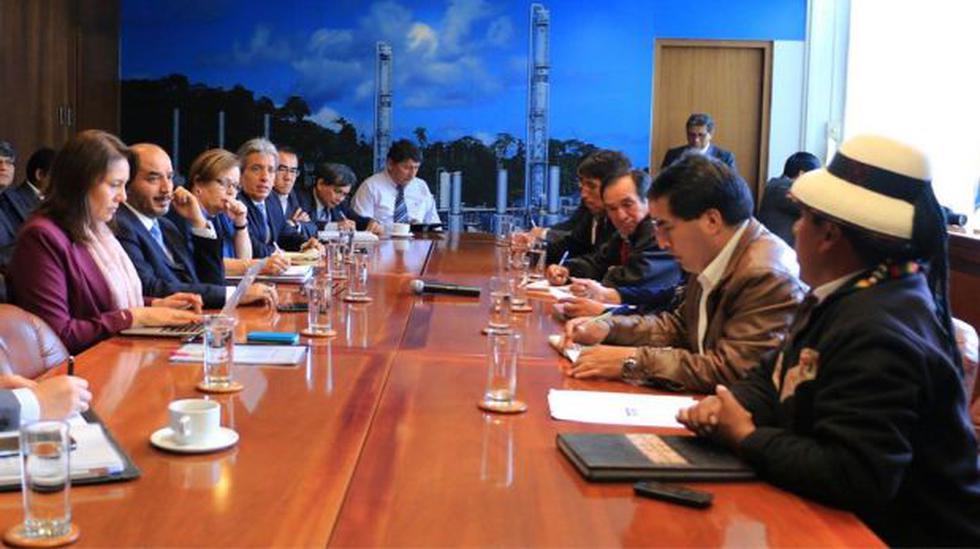 Mesa de diálogo por Las Bambas tendrá primera reunión el martes - 1
