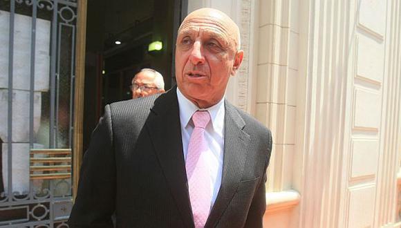 Cueto afirmó a fiscal que no pidió resguardo para López Meneses