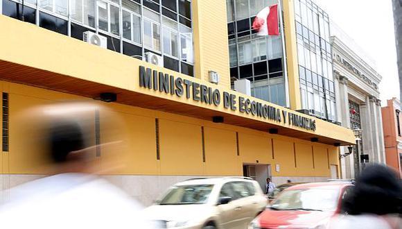 El ajuste de las metas de déficit fiscal fue anunciado por el ministro de Economía y Finanzas. (Foto: USI)