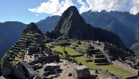 Cerca de 1,6 millones de turistas visitan Machu Picchu cada año, de acuerdo al Mincetur. (Foto: AFP)