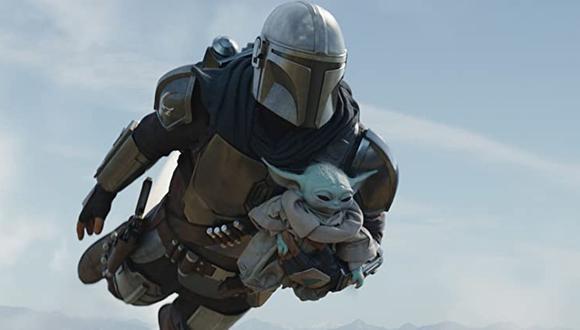 """Mando y Baby Yoda. La relación paternofilial en """"The Mandalorian"""" es una de las claves de la serie de Disney+. (Foto: Disney+)"""
