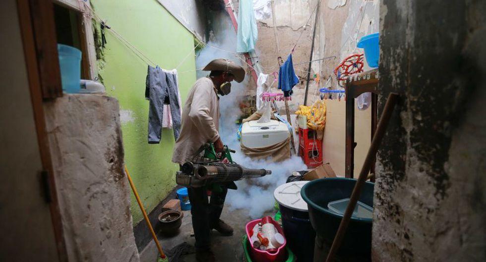 Tumán concentra el 90% de casos de dengue en Lambayeque [FOTOS] - 3