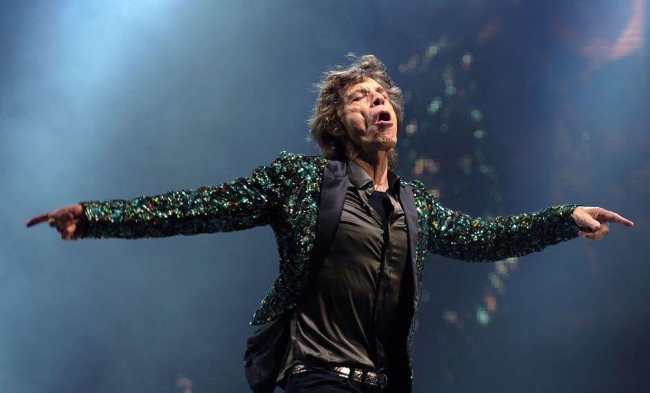 Mick Jagger. (Foto: EFE)