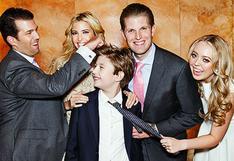 Cómo la familia Trump copa la Convención Nacional Republicana
