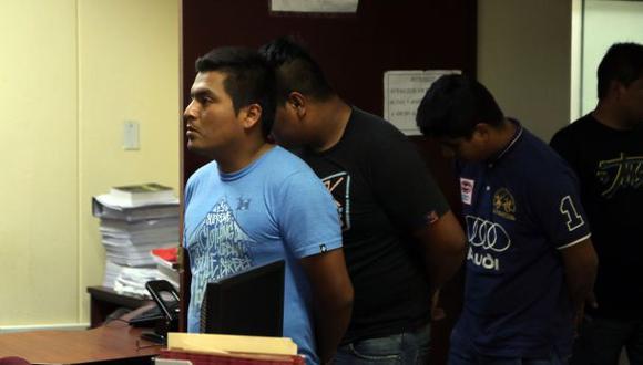 Áncash: detenidos por crimen de alcalde se acogen a confesión