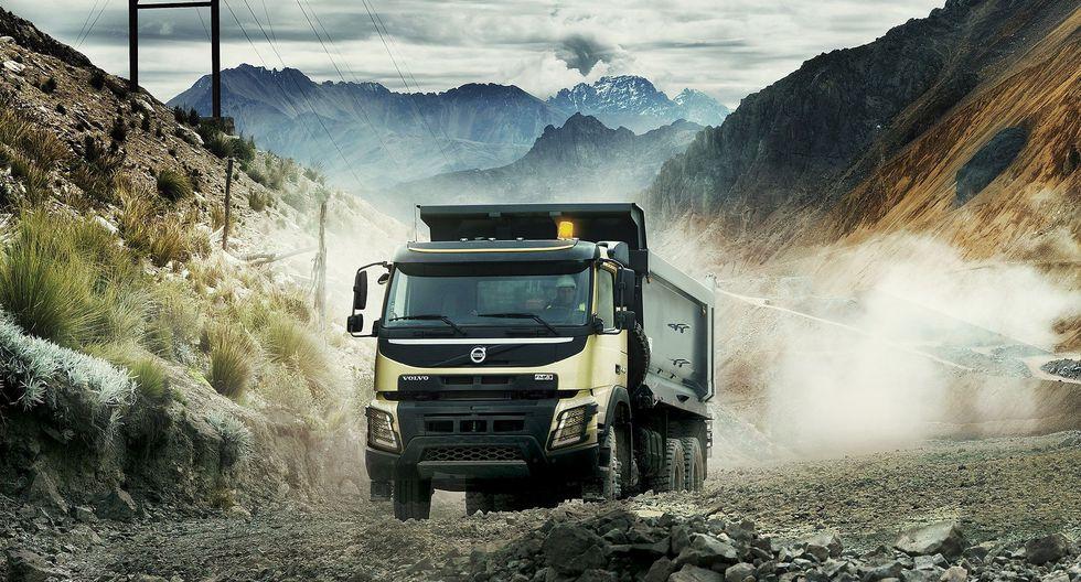 Volvo se coloca como la segunda marca del top 5 que más creció en el segmento de vehículos pesados a setiembre, según la AAP.