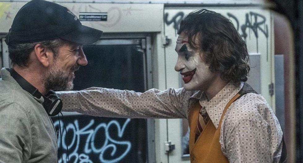 El director del Joker, Todd Phillips, recurrió a sus redes sociales para enviar un mensaje de agradecimiento a sus fans (Foto: @toddphillips1)